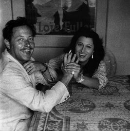 Anna & Tenn (Foto: Tennessee Williams Notebooks)